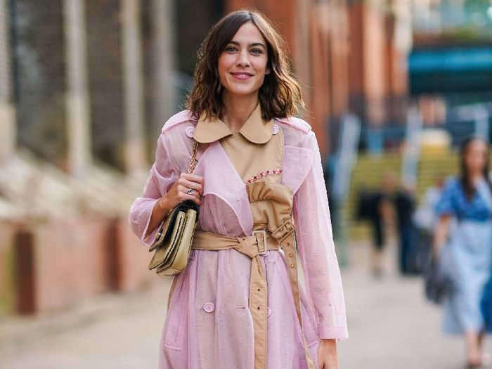 11 Pieces That Make Up Alexa Chung's Autumn Capsule