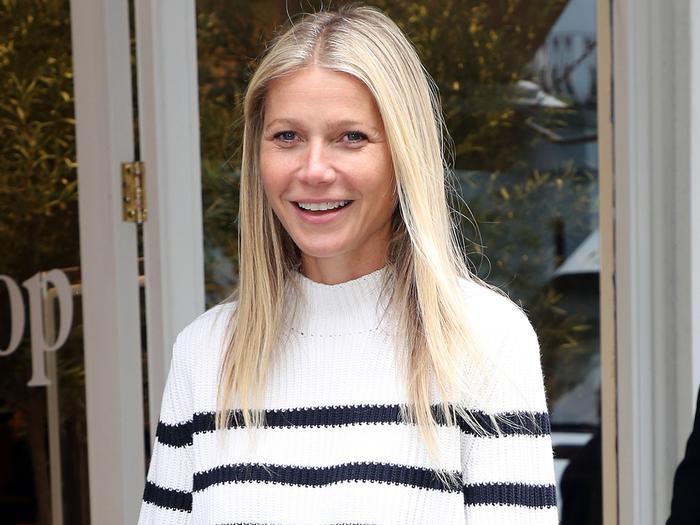 Gwyneth Paltrow Just Made Long, Baggy Shorts Look Elegant