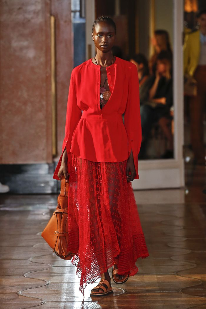 Red is Trending for Spring 2020