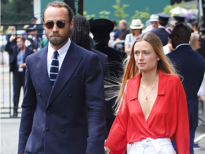 James Middleton Proposed With a Beautiful Engagement Ring