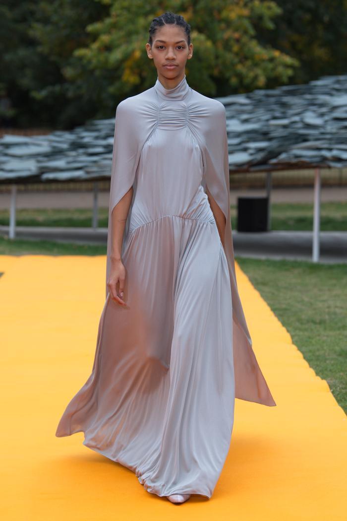 Dresses at Rosanda SS 20 Runway Show