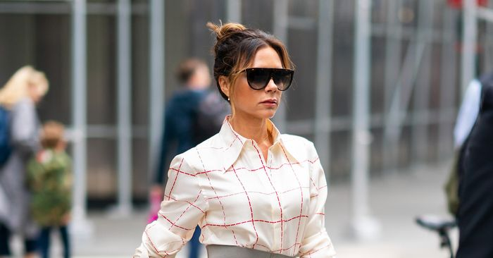 Victoria Beckham Swears By This Shampoo-and-Conditioner Combo