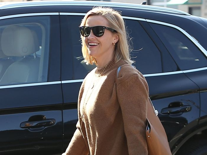 Reese Witherspoon Wore Meghan Markle's Favorite Sneakers From Nordstrom