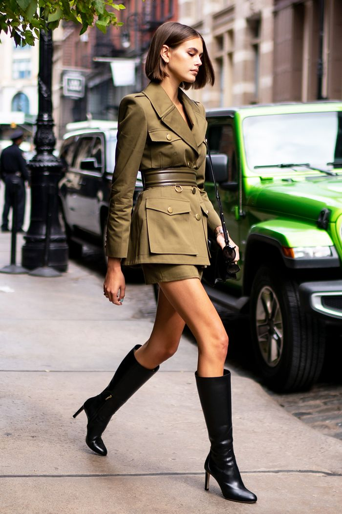Popular Celebrity Boots Trends