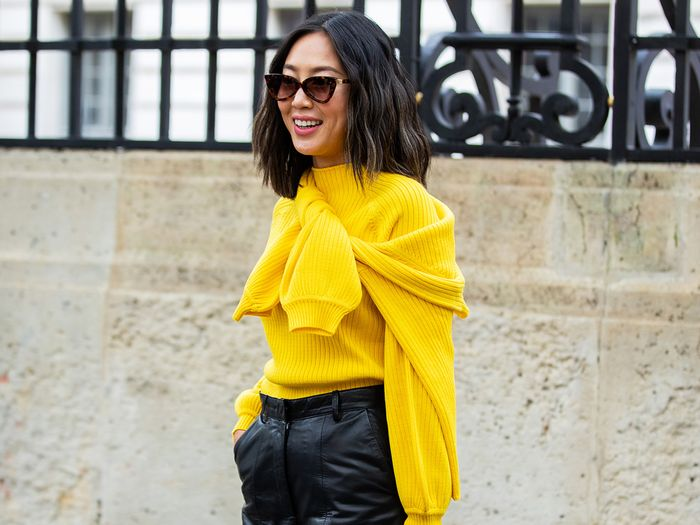 The best affordable puffed-sleeve sweaters