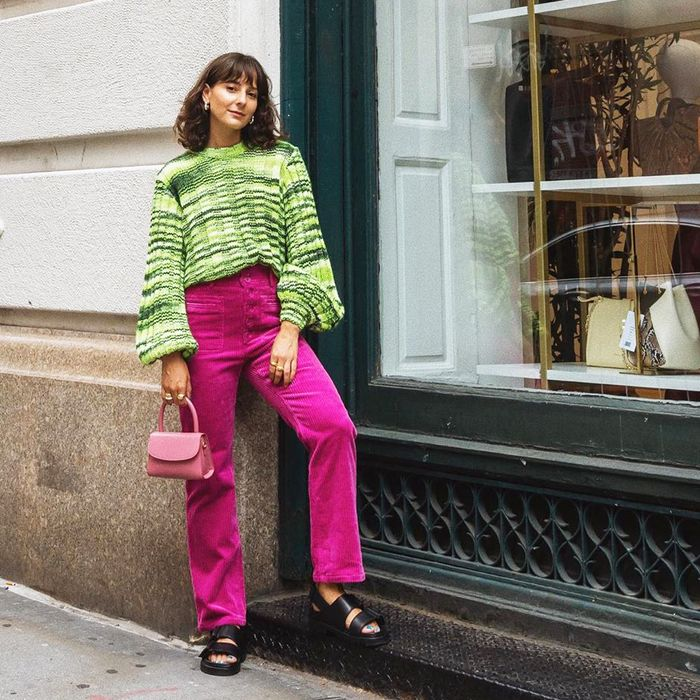 3 Gorgeous Colors to Wear Right Now That Aren't Mustard or Cranberry