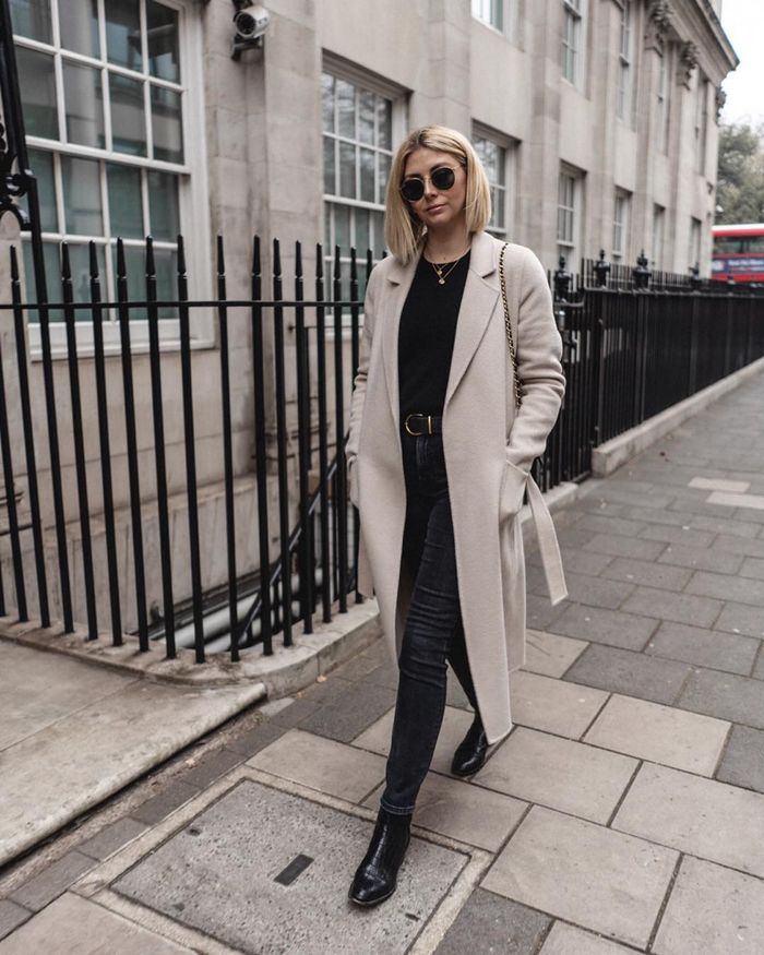 Popular women's haircuts in London: Emma Hill with blonde bob