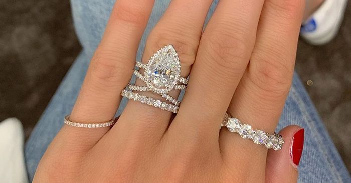 4 Mistakes People Make When Buying a Big Engagement Ring | Who ...