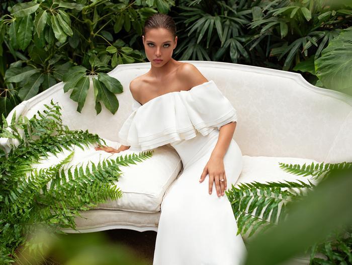 Zac Posen for White One - Millennial Wedding Dress Trends