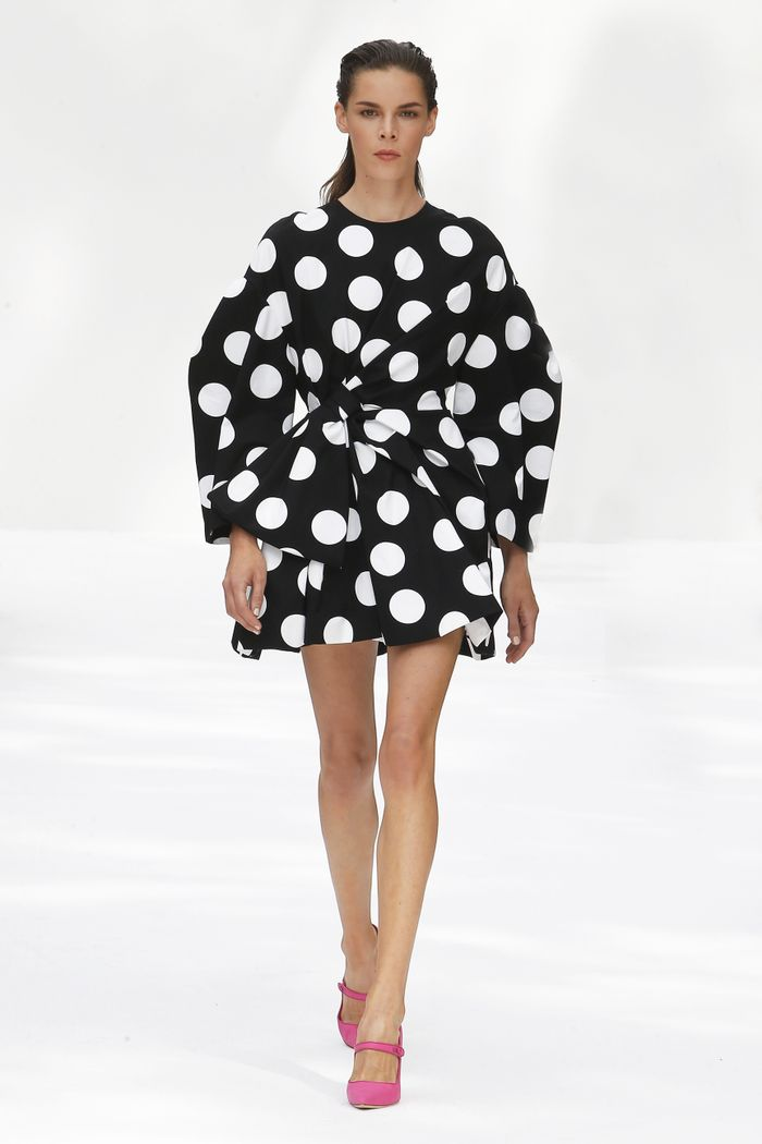 Polka-Dot Dresses Are a Must for Spring 2020