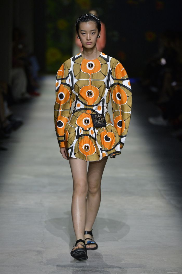 '60s Prints Are Trending for Spring 2020