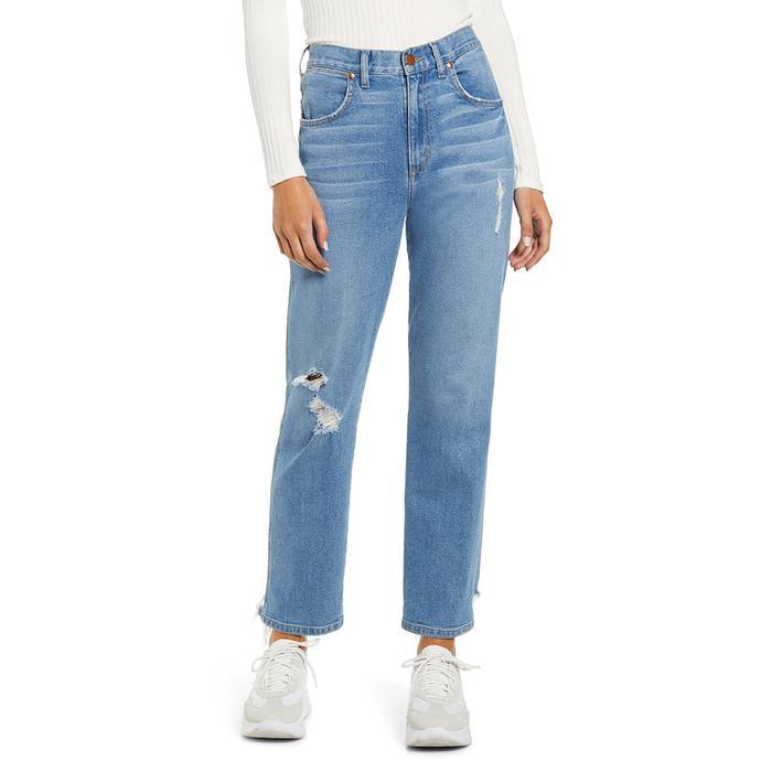 Wrangler Heritage Step-Hem Jeans