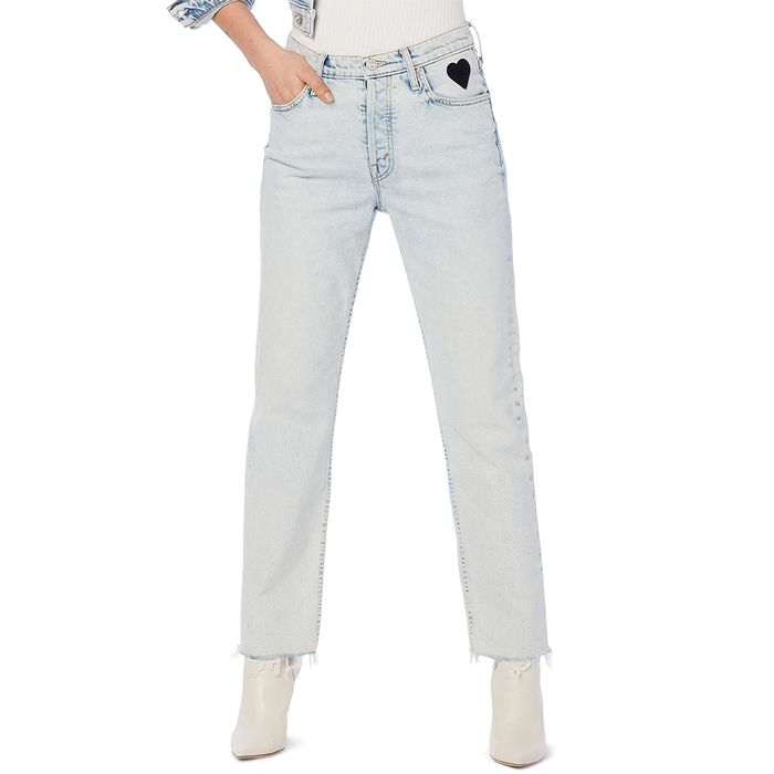 Mother The Tomcat High-Waisted Jeans