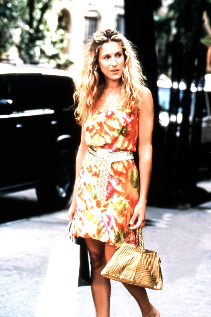 Carrie Bradshaw fashion trends