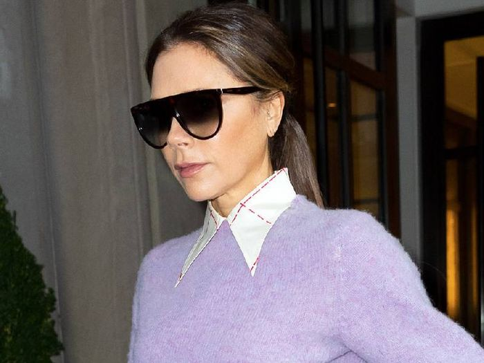 Victoria Beckham Just Revealed the 3 Colours She's Wearing for Autumn