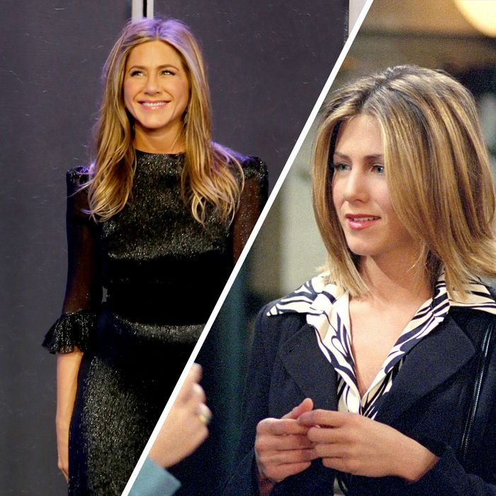 5 It Trends Jennifer Aniston (and Rachel Green) Would 110% Add to Your Closet
