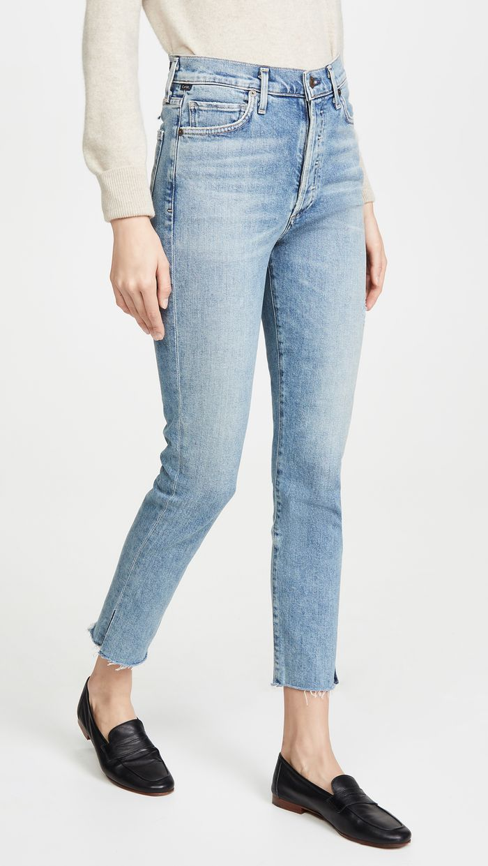 casual shoes wide varieties cheap for discount Jennifer Lawrence Wore Citizens of Humanity Skinny Jeans ...