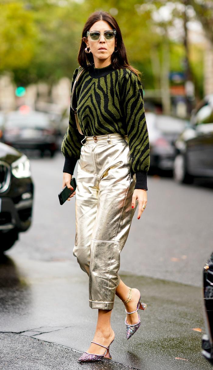 Zebra Print Trend Street Style