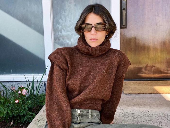 Mango Sweater Jen Wonders