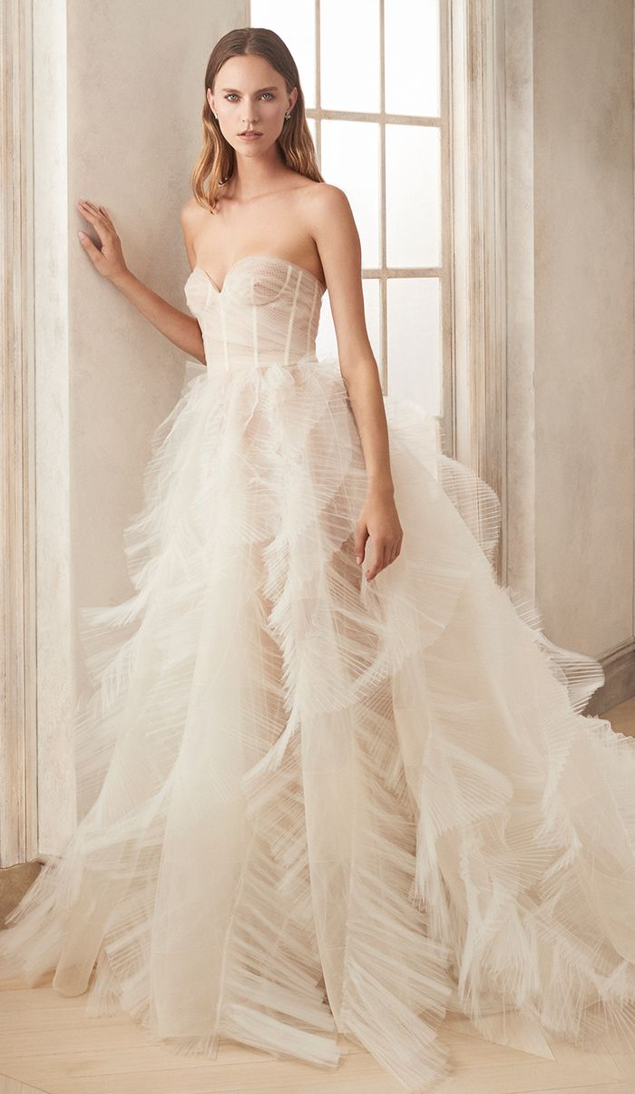 2020 Wedding Dress Trends.These Will Be The 5 Biggest Bridal Trends Of 2020 Period