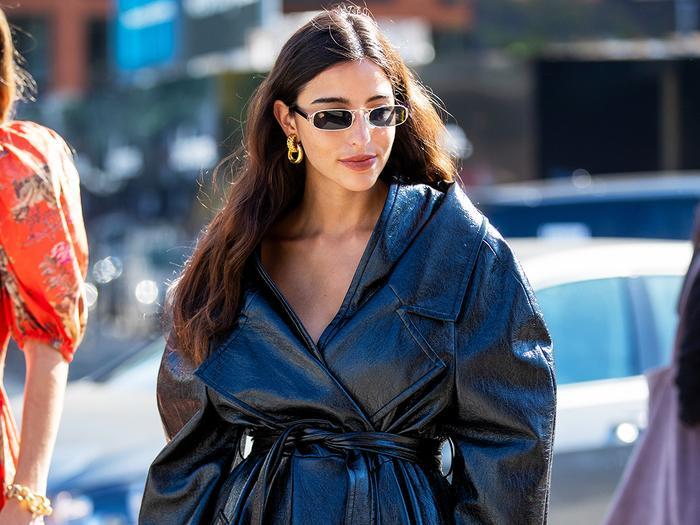 Coat Trends Street Style