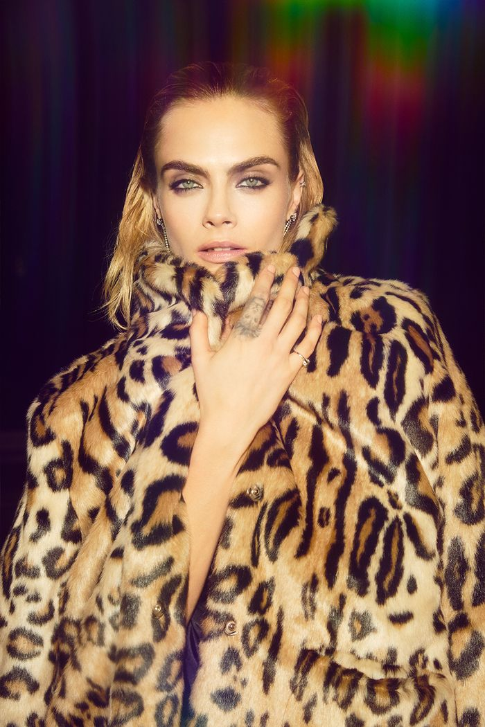 Nasty Gal Cara Delevingne holiday collection