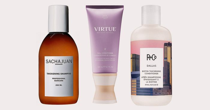 The Top-Rated Shampoos and Conditioners That Make Me Forget I Have Fine Hair