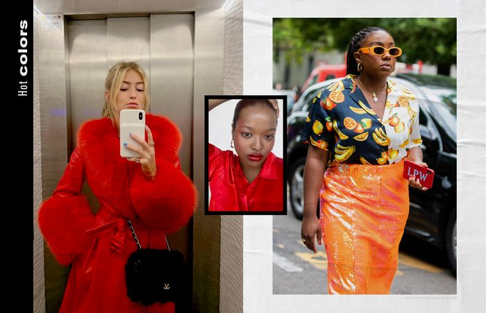 Holiday fashion trends 2019: hot colors