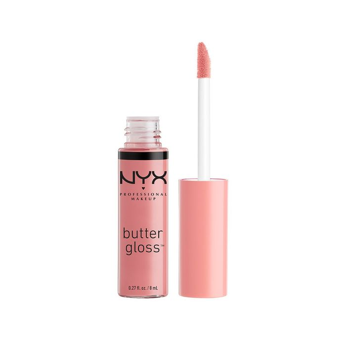 NYX Professional Makeup Butter Gloss in Creme Brulee