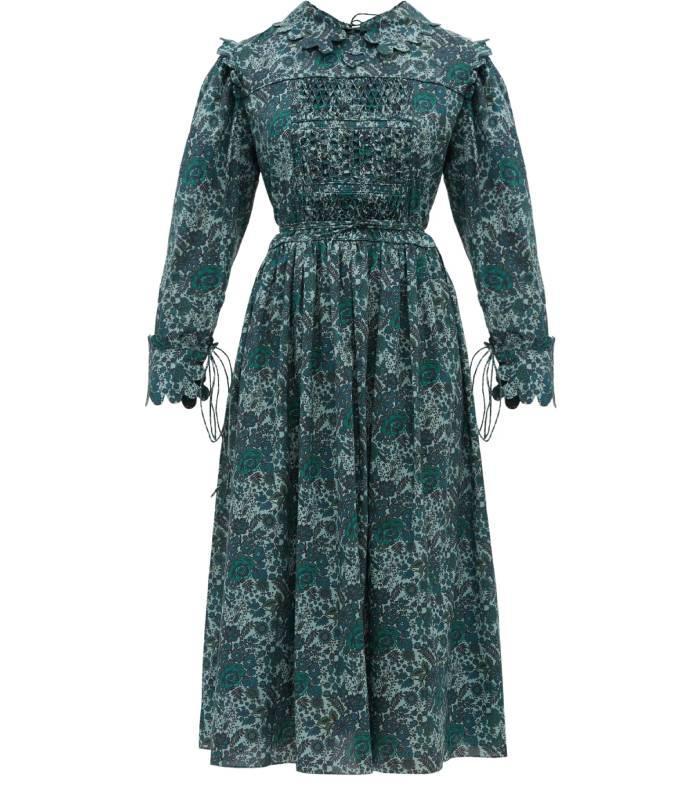 Обзор платьев Laura Ashley: модели и новинки сезона
