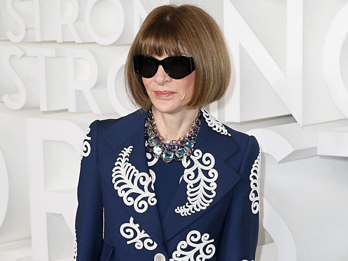Anna Wintour Wore Her Favorite 24/7 Accessories on Nordstrom's Red Carpet