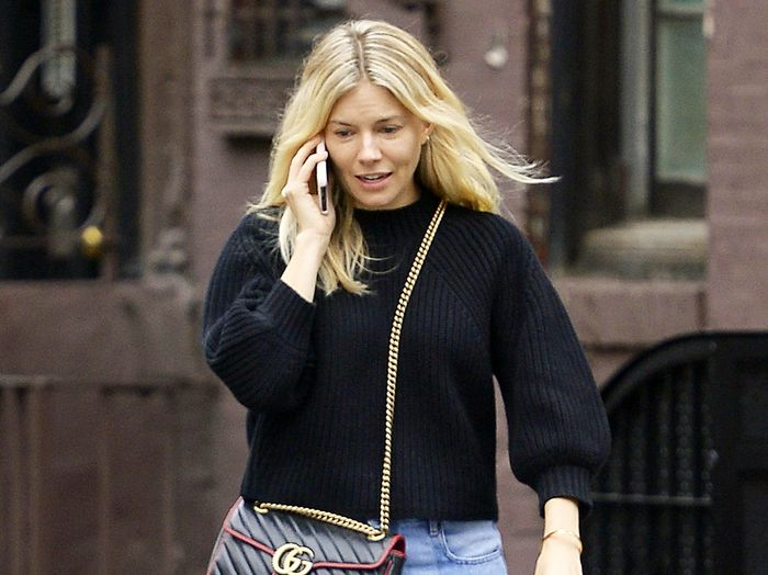 "Sienna Miller Wore the ""Boring"" Flats Trend That's Back From the Dead"