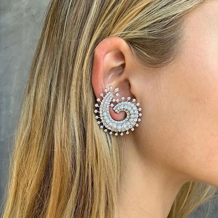 sterling silver rhinestone ear climbers,rhinestone ear cuff,rhinestone earrings,bridal earrings,bridesmaid earrings,wedding earrings,holiday