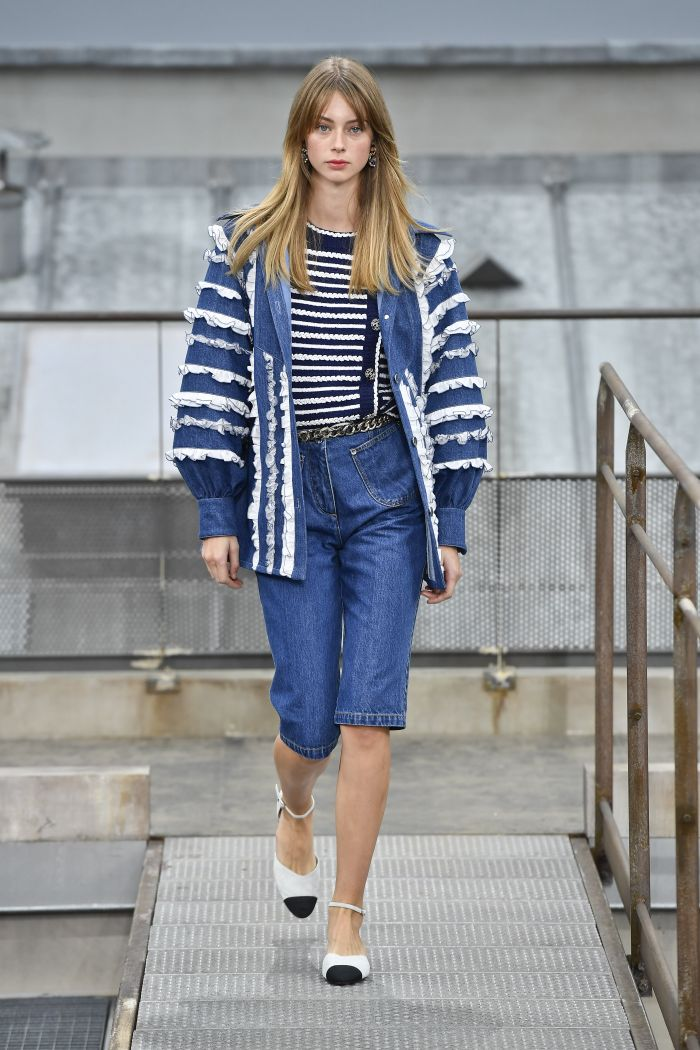 Denim Trends Spring 2020.The 6 Jean Trends We Ll Be Wearing In 2020 Who What Wear