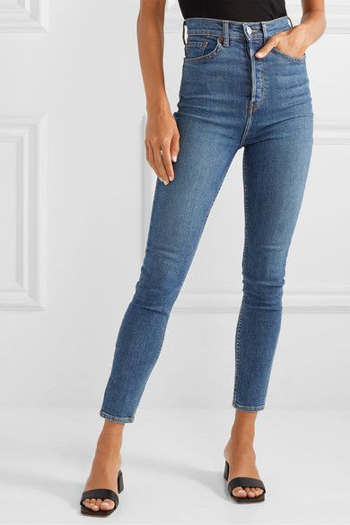 2020 Jean Trends.The 6 Jean Trends We Ll Be Wearing In 2020 Who What Wear