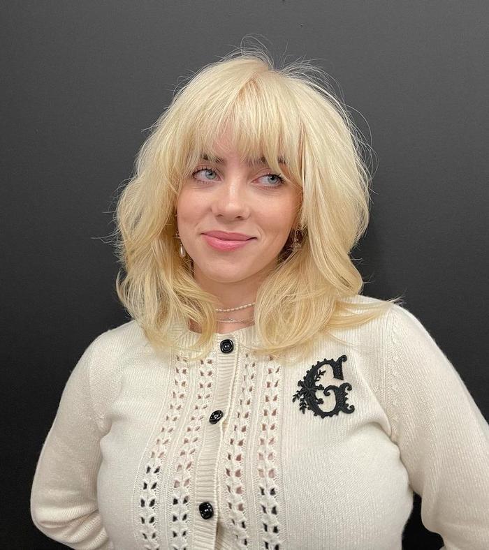 Best Celebrity Hairstyles: Billie Eilish