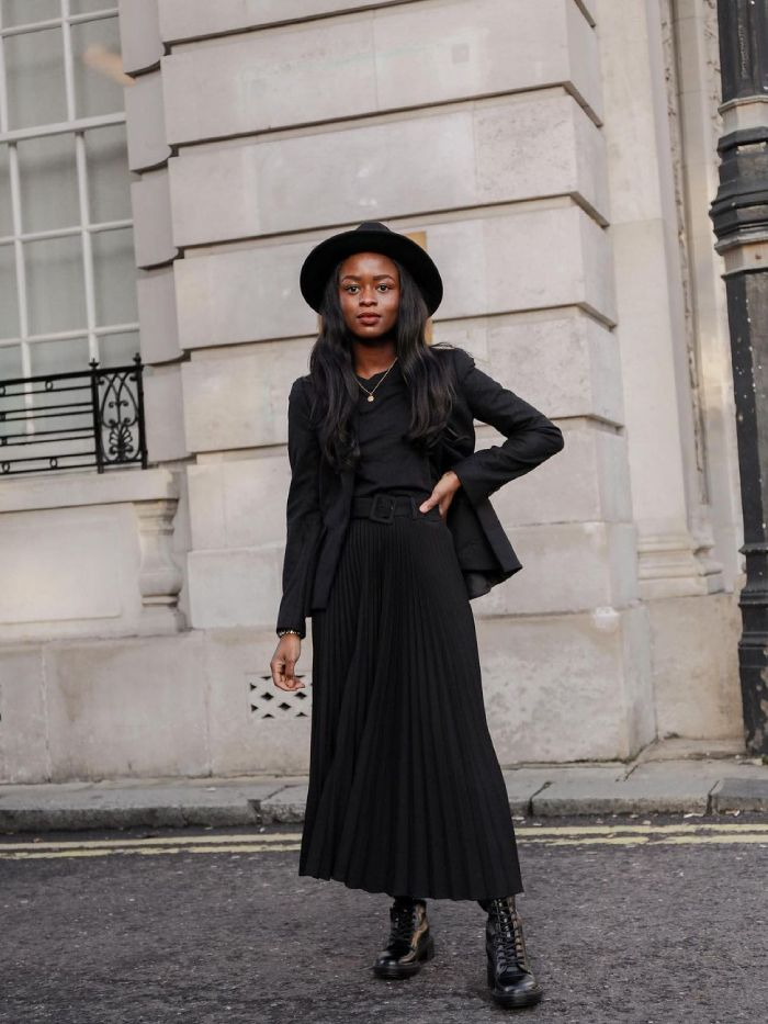 Lauren Francine Campbell: Winter Weekend Outfits