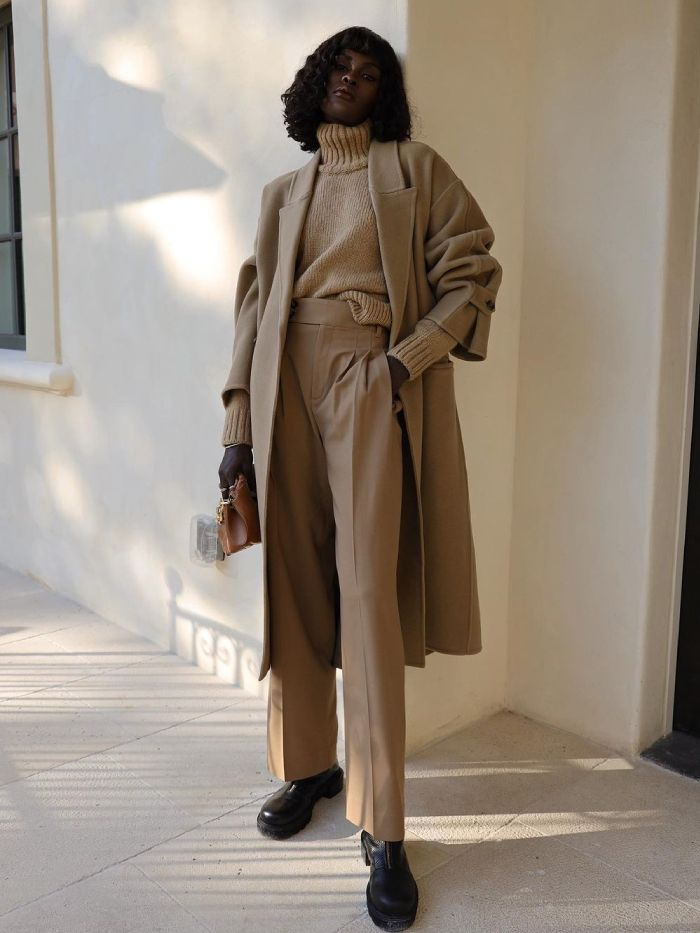 Monikh Dale: Winter Weekend Outfits