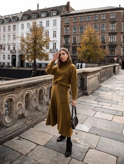 Best knitted skirts: Jessica Skye