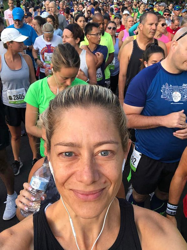 I'm 46 and Running a Marathon: My Training Plan