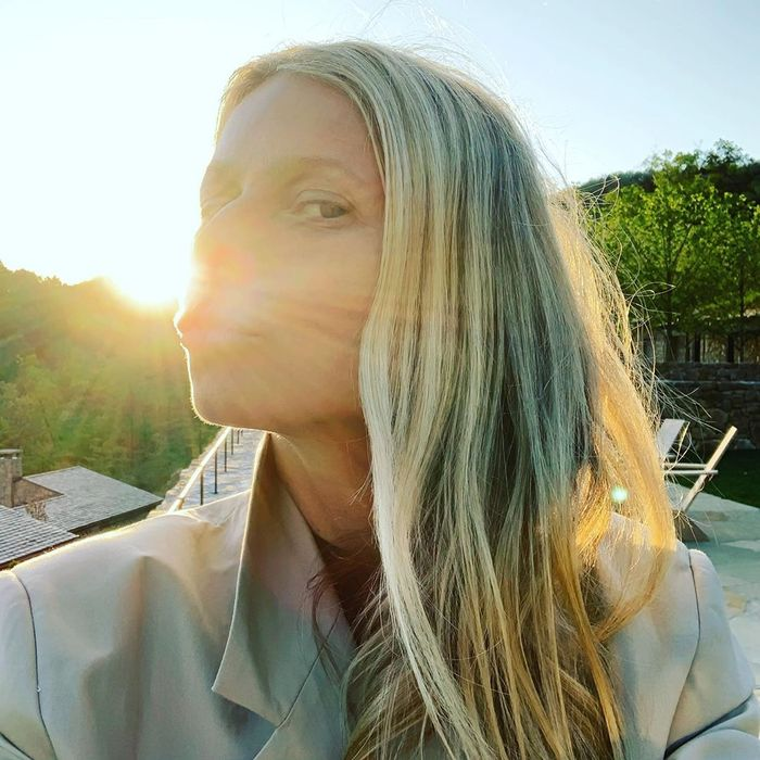 Gwyneth Paltrow Beauty Routine