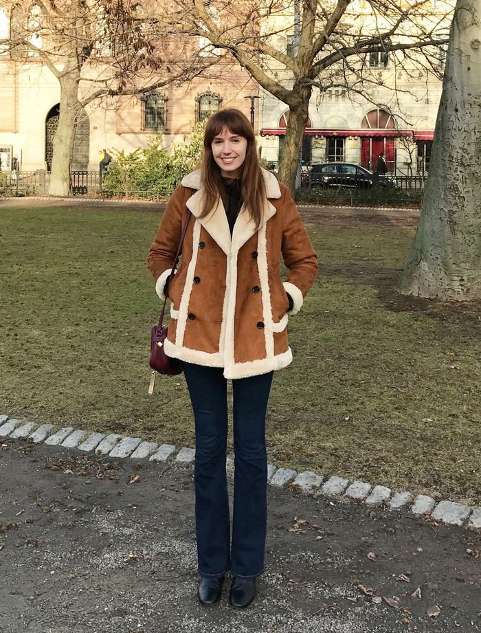 4 Wardrobe Basics to Wear Under Jackets - Worn by Fashion Editor Erin Fitzpatrick