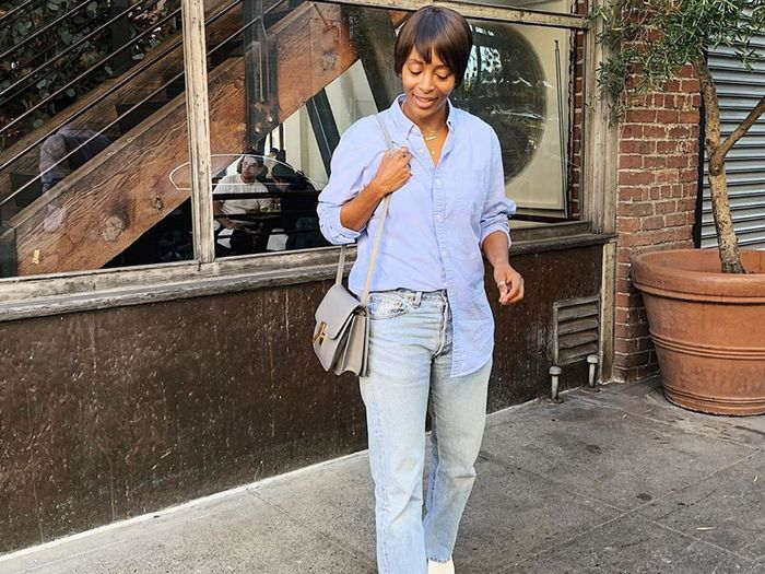 Stylish Women Over 40 Share the Jean Trends They'll Never Stop Wearing