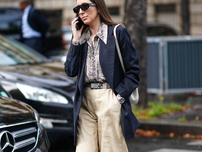 The Unexpected Pant Trend All the Cool Girls Are Wearing Right Now