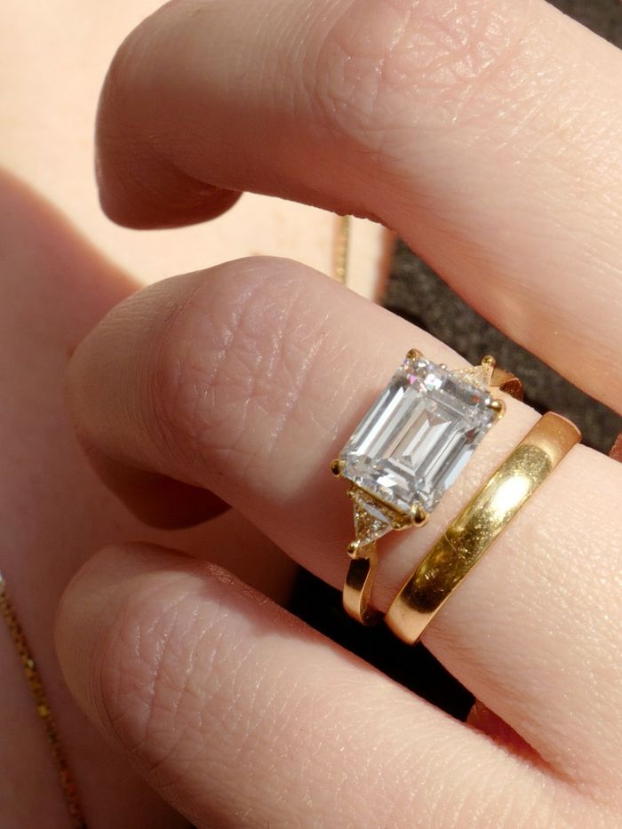 25 Stunning Art Deco Engagement Rings Who What Wear