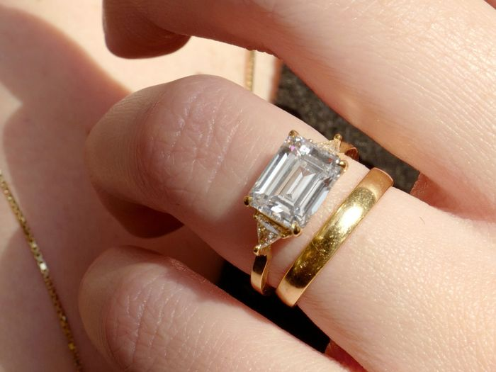 25 Stunning Art Deco Engagement Rings You Can Actually Buy Online