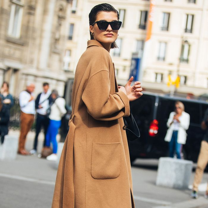 My Dream Camel Coat and 14 Less-Expensive Ones I'd Buy in the Meantime