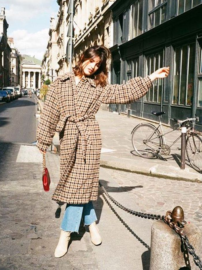 French Winter Trends: Jeanne Damas