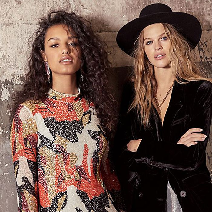 Free People Holiday Sale