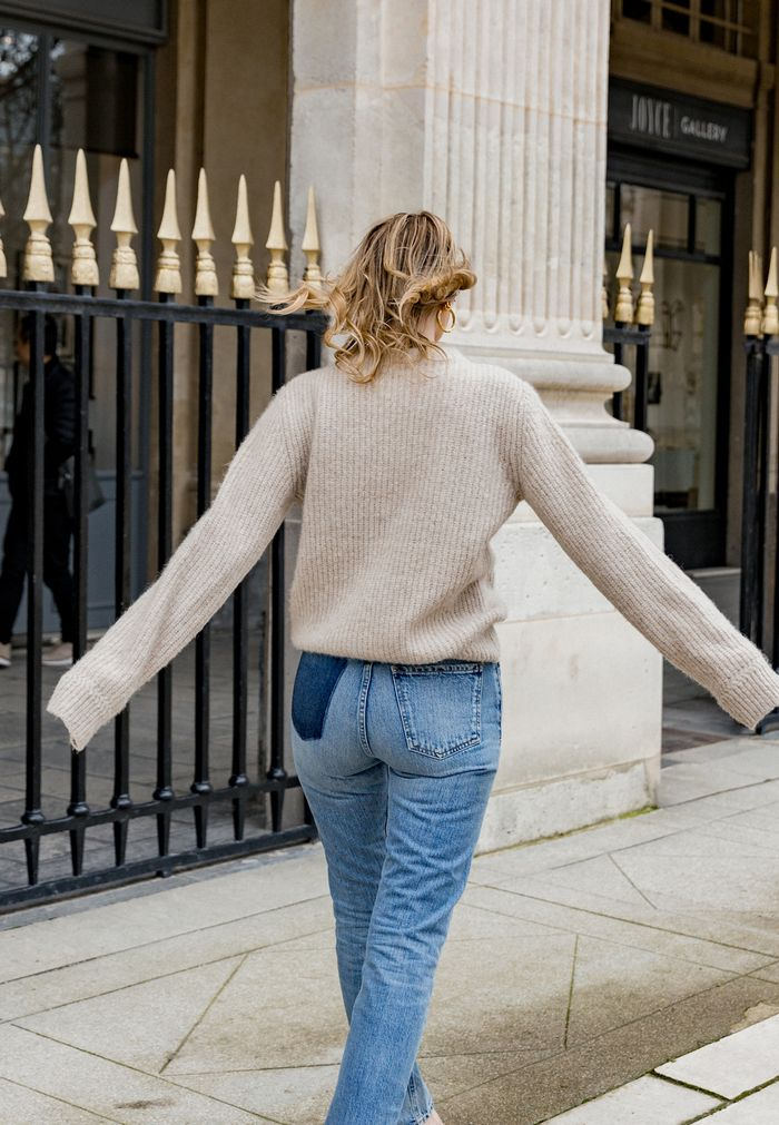 I Live in Paris—and These Are the 5 Ways French Women Are Styling Knitwear